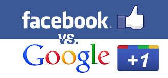 Facebook v Google+