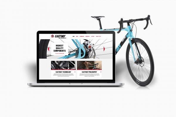 Eastway Bikes Website